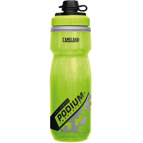 CamelBak Podium Chill Dirt Series Flasche 620ml lime